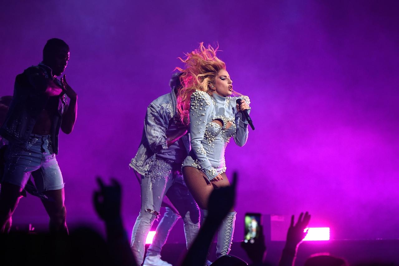 "Lady Gaga ""Joanne"" World Tour Opener - Vancouver"