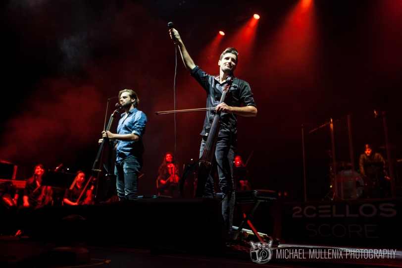 2 Cellos - Frank Erwin Center 2018 12