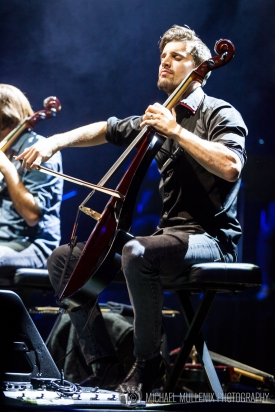 2 Cellos - Frank Erwin Center 2018 14