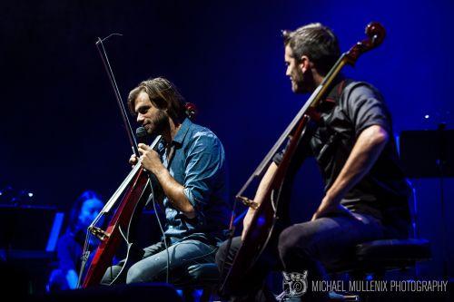 2 Cellos - Frank Erwin Center 2018 2
