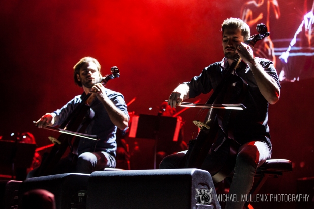 2 Cellos - Frank Erwin Center 2018 6