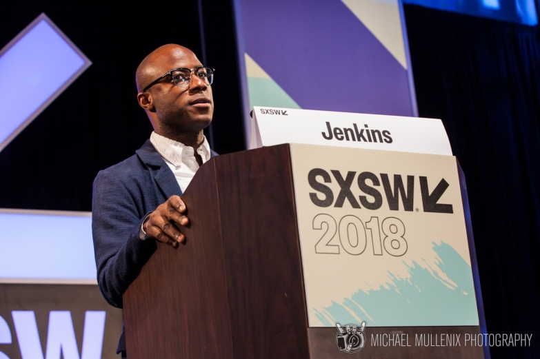 Barry Jenkins - Film Keynote 2