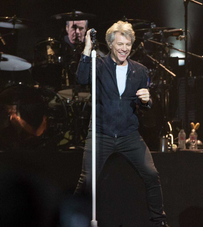 Bon Jovi Concert Review: This House is Not For SaleTour