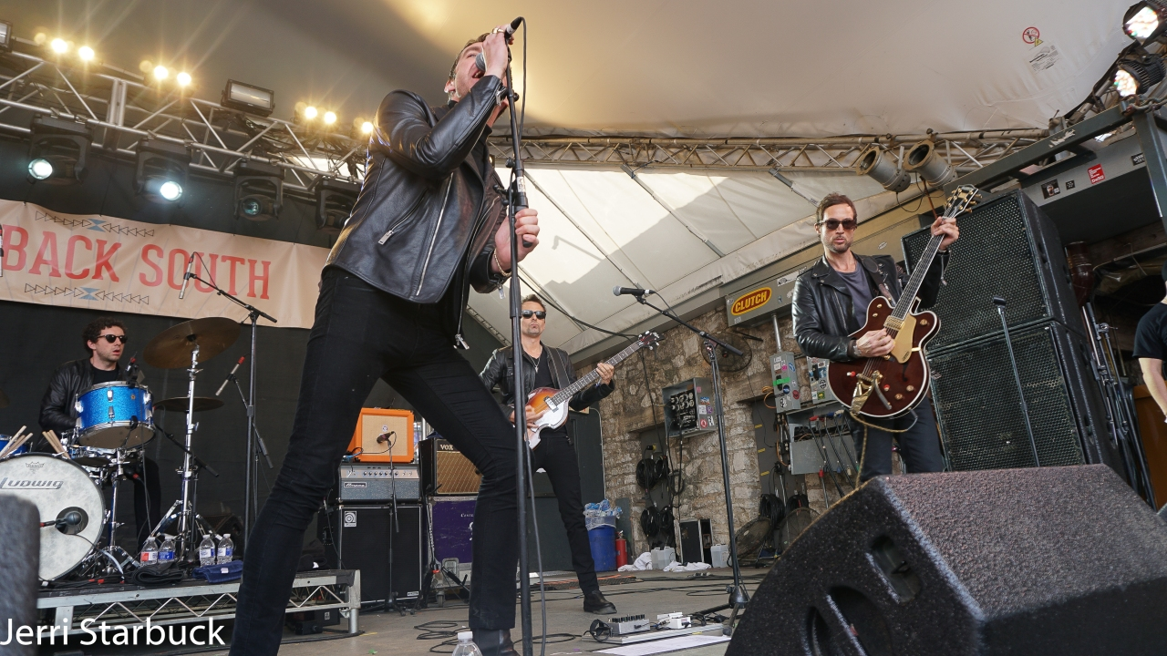 Rachael Ray's SXSW 2018 Feedback Party at Stubb's ConcertPhotos