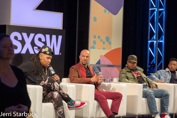 Chi Showtime Panel w/ Common