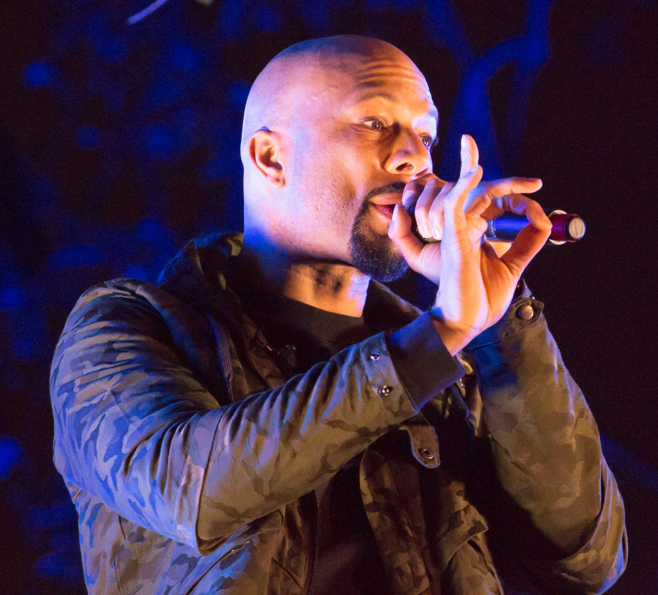 SXSW Music Photos from Intimate Vevo Party with Common, AugustGreene