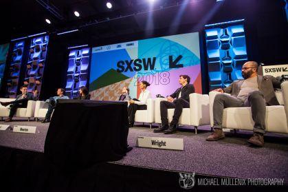Westworld Panel Wide Shot
