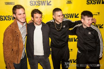 American Animals Red Carpet 2