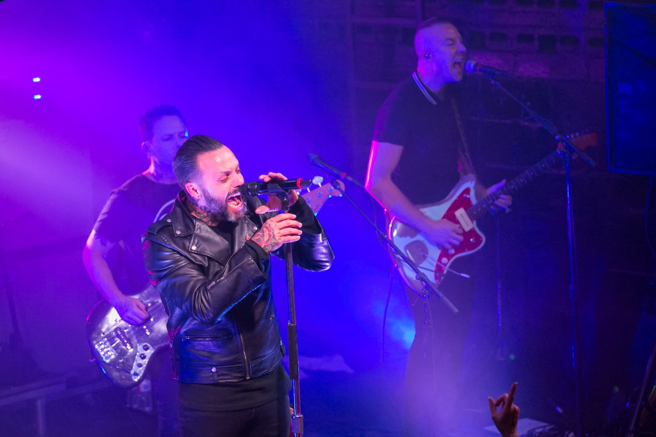 Blue October, Swimming with Bears at Mohawk ConcertPhotos