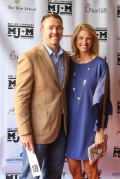 Colt and Rachel McCoy