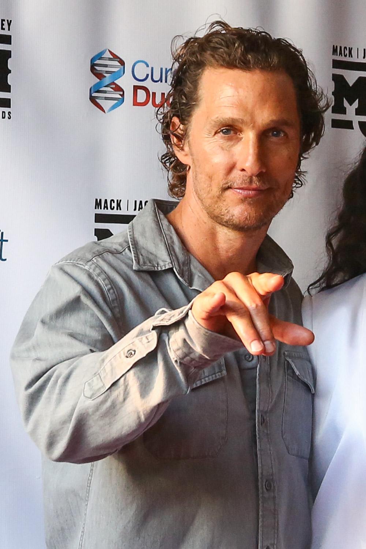 Matthew McConaughey's MJM 2018 Red Carpet Photos inAustin