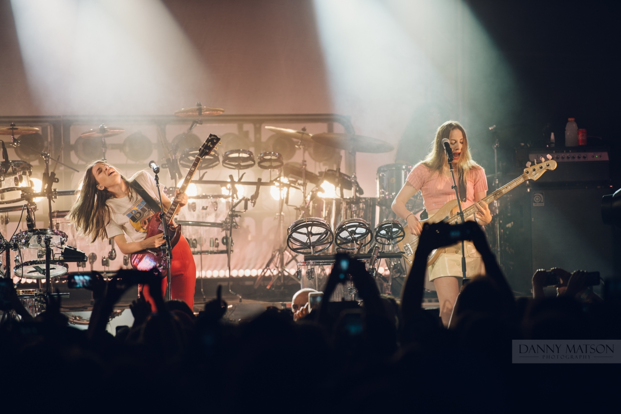 Haim w/ Lizzo Live Music Photos From Stubb'sAustin