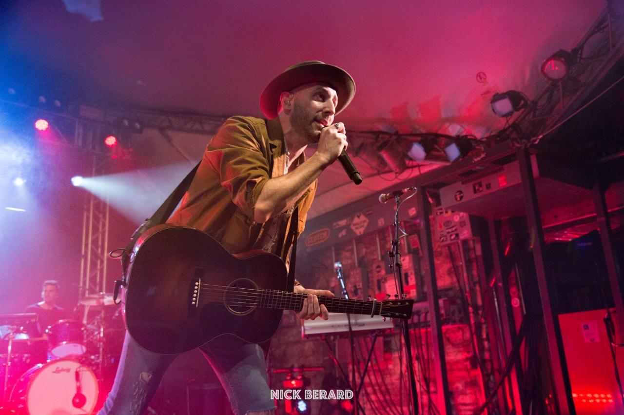 Matt Kearney Concert Photos From AustinTexas