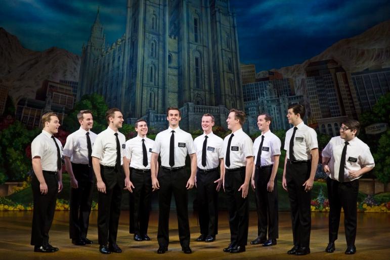 The Book of Mormon Washington, D.C. November 17, 2017 Photo Credit: Julieta Cervantes