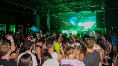 Austin 101 Euphoria proc day 2-14 ambiance
