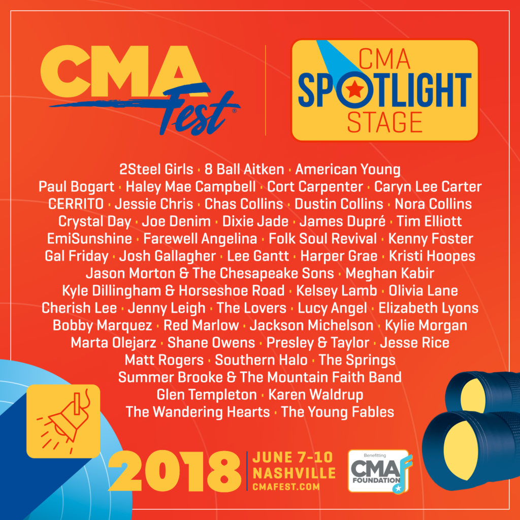 CMA Music Festival 2018Preview