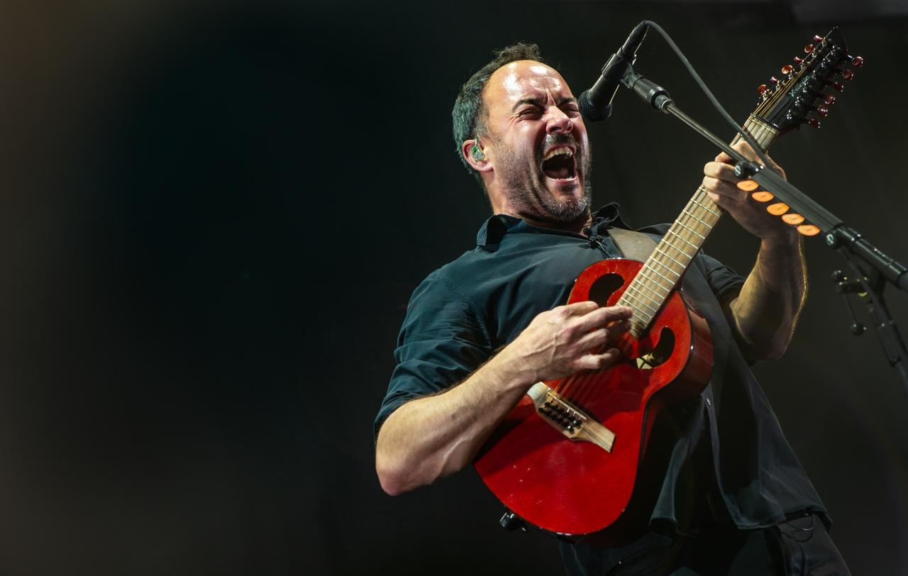 Dave Matthews Band Concert PhotosAustin