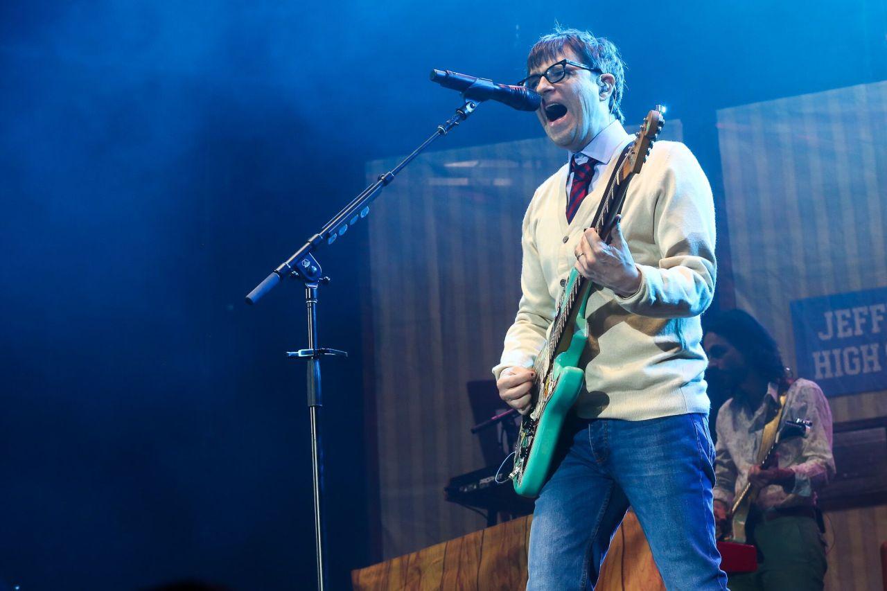 Review: Pixies & Weezer Concert in AustinTexas
