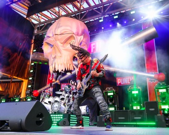 Austin101 5 Finger Death Punch10-2018