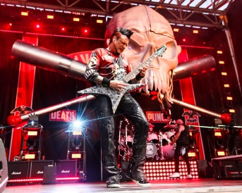 Austin101 5 Finger Death Punch15-2018
