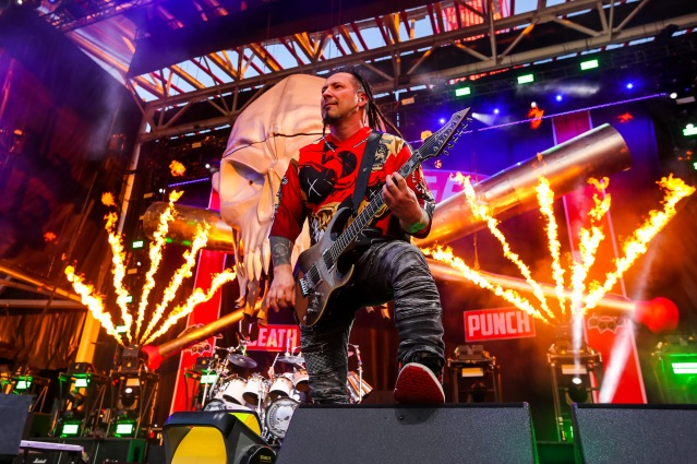 Austin101 5 Finger Death Punch7-2018