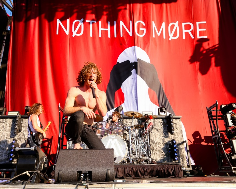 Austin101 Nothing More 8-2018