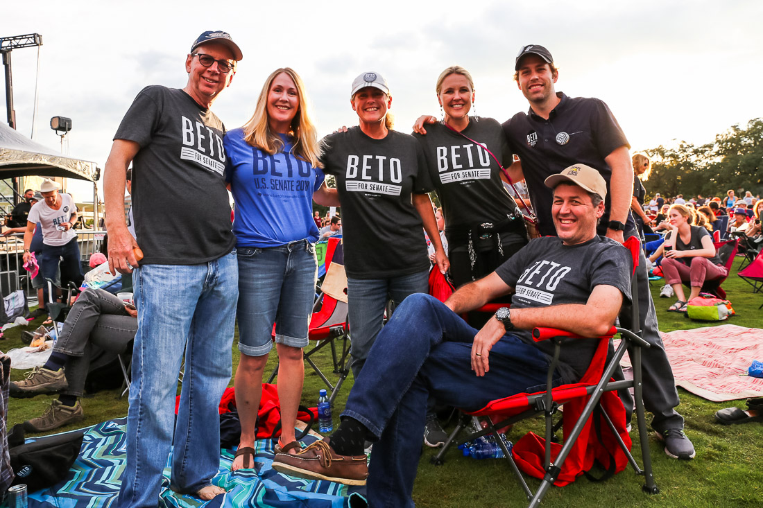 Beto for Texas3-2018 crowd