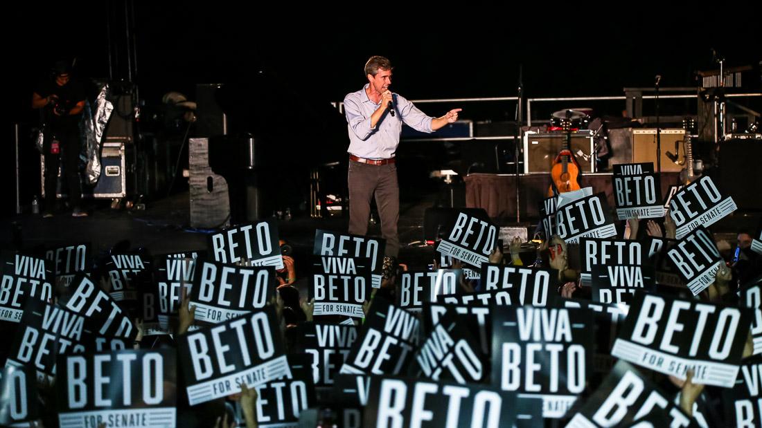 Beto for Texas35-2018 Beto
