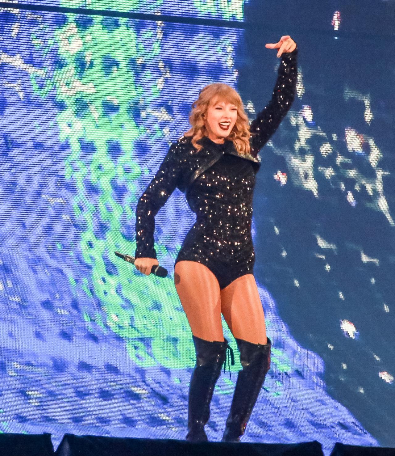 Taylor Swift Reputation Tour ConcertPhotos