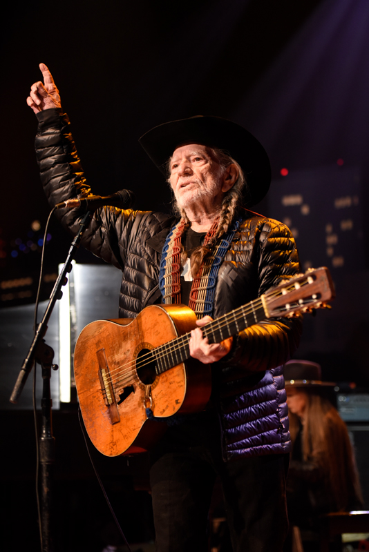 Legend Willie Nelson Returns to Tape Austin City Limits after 15Years