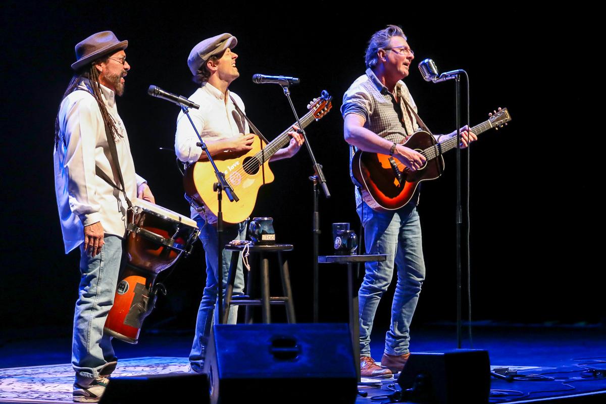 Jason Mraz Returned to Austin's Bass ConcertHall