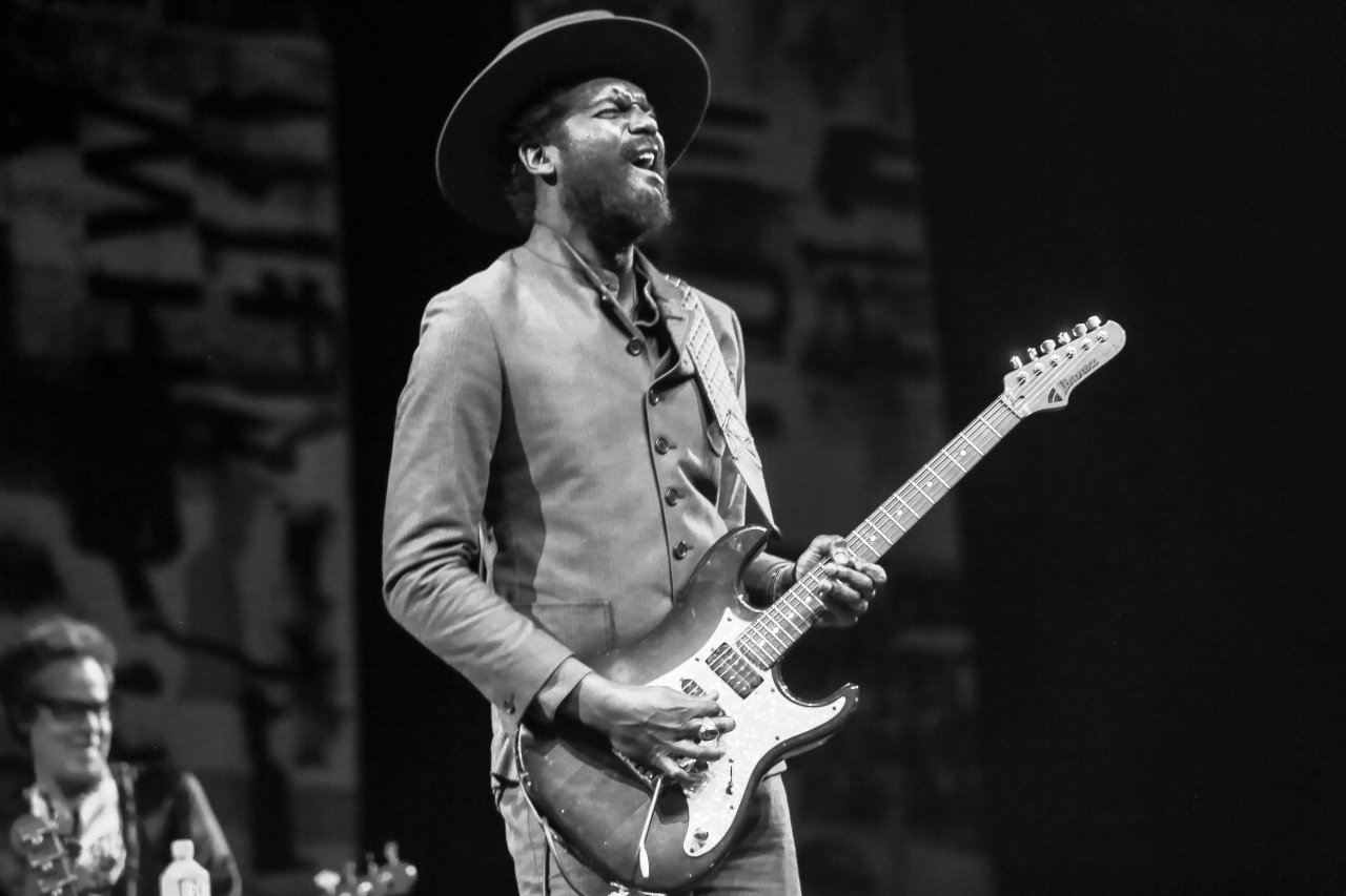 Gary Clark Jr. Jammed on Night 3 at ACL LiveConcert