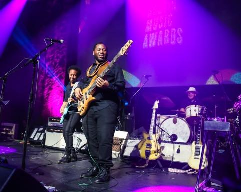 Austin101 Austin Music Awards12-2019