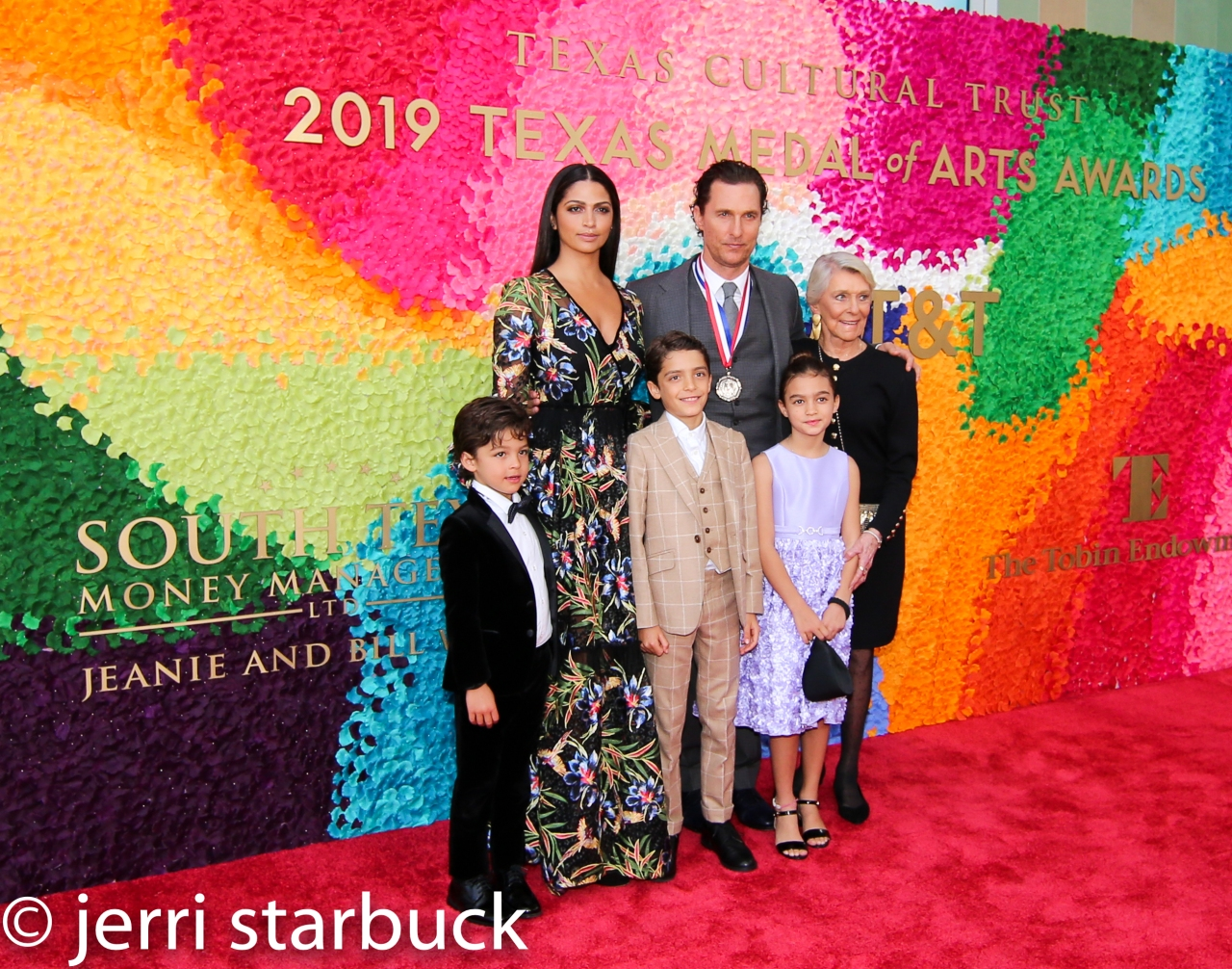 The 2019 Texas Medal of Arts Awards Red CarpetPhotos