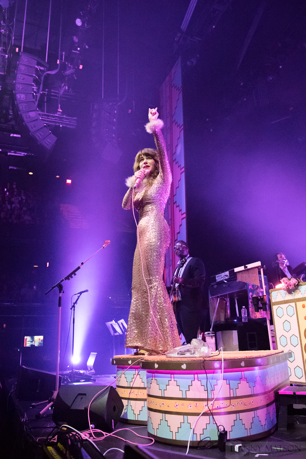 Jenny Lewis with Watson Twins ConcertReview