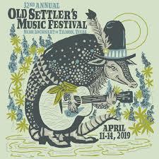 Brandi Carlile, Jason Isbell, and more at 32nd Annual Old Settler's Festival inTexas