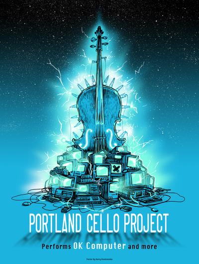 Portland Cello Project ConcertReview