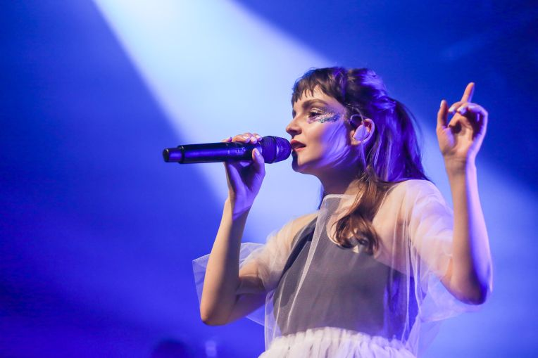 Chvrches ACL Live-1