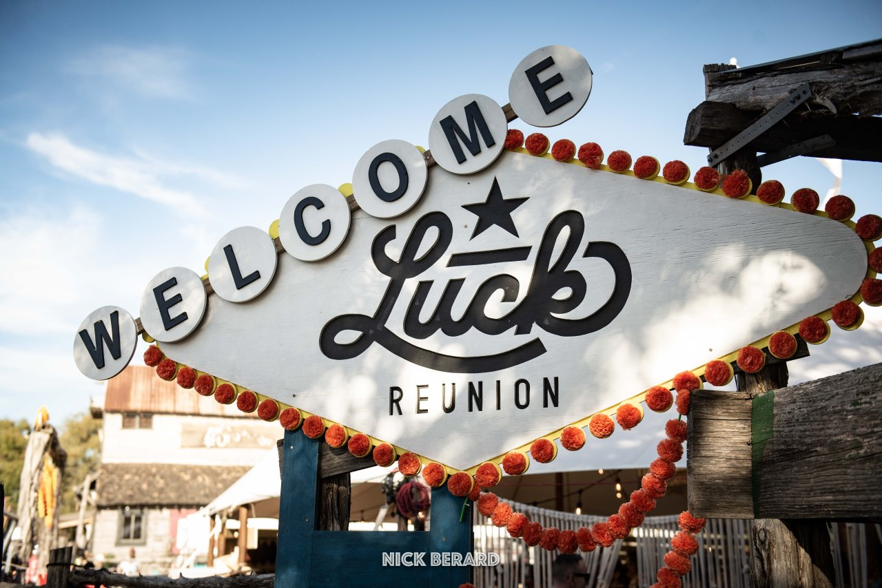 Photos: Scenes From Luck Reunion2019