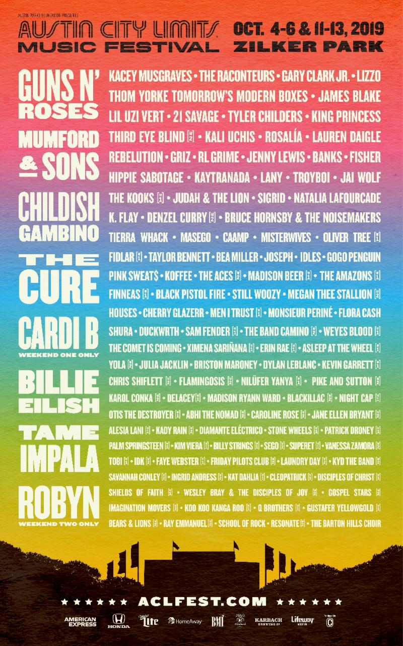 Beyond the Headliners: ACL Music Festival 2019 Brings CoolLineup