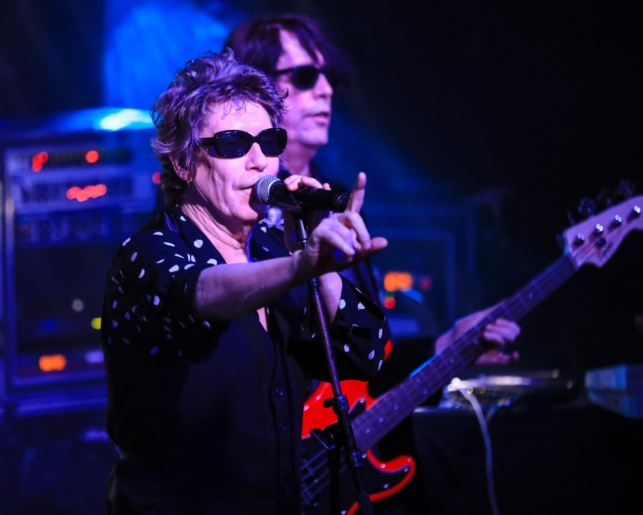 Psychedelic Furs at Iconic Mohawk Concert Photos w/ RoystonLangdon