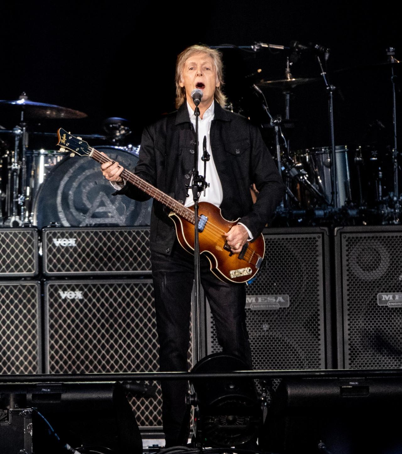 Sir Paul McCartney Played a Brilliant Set inTexas