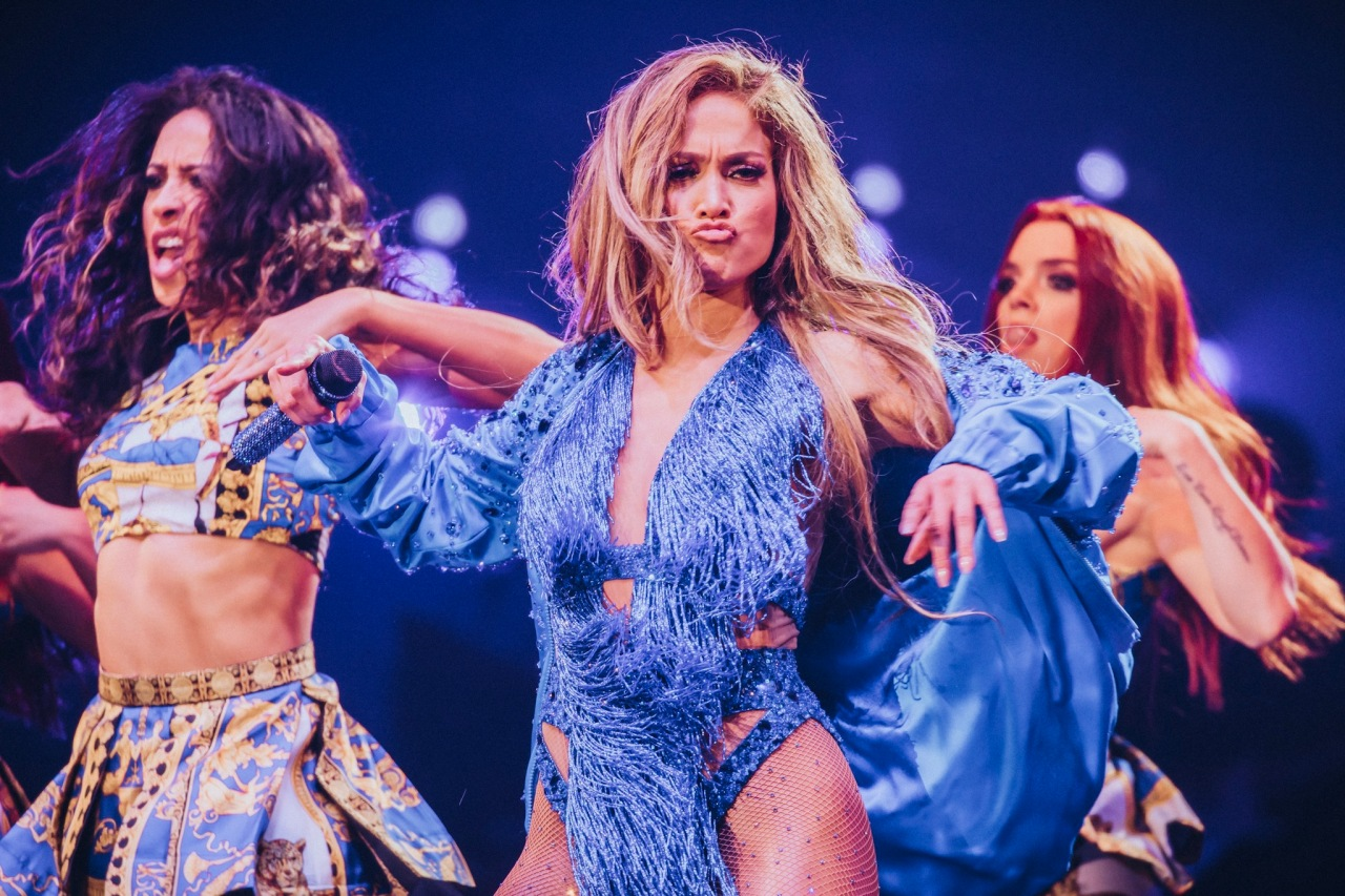 JLo's Stunning 'It's My Party' is One of The Top Shows of 2019Review