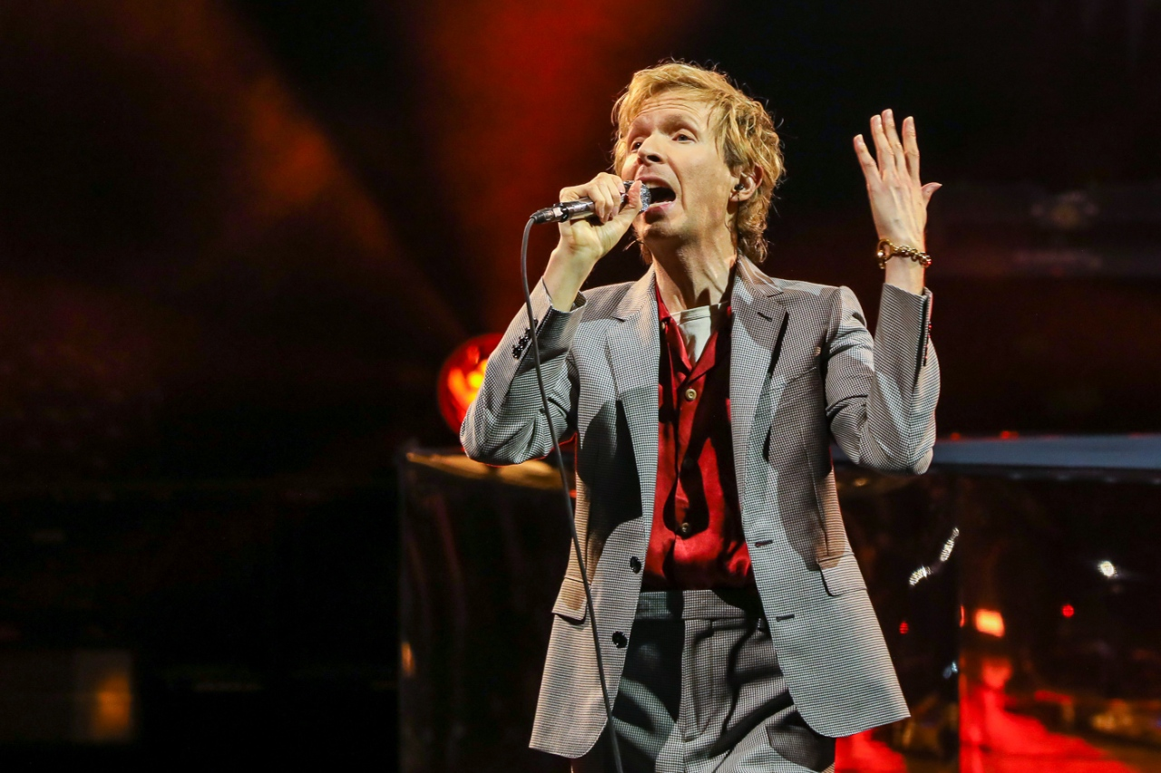 Beck, Cage The Elephant, Spoon ConcertReview