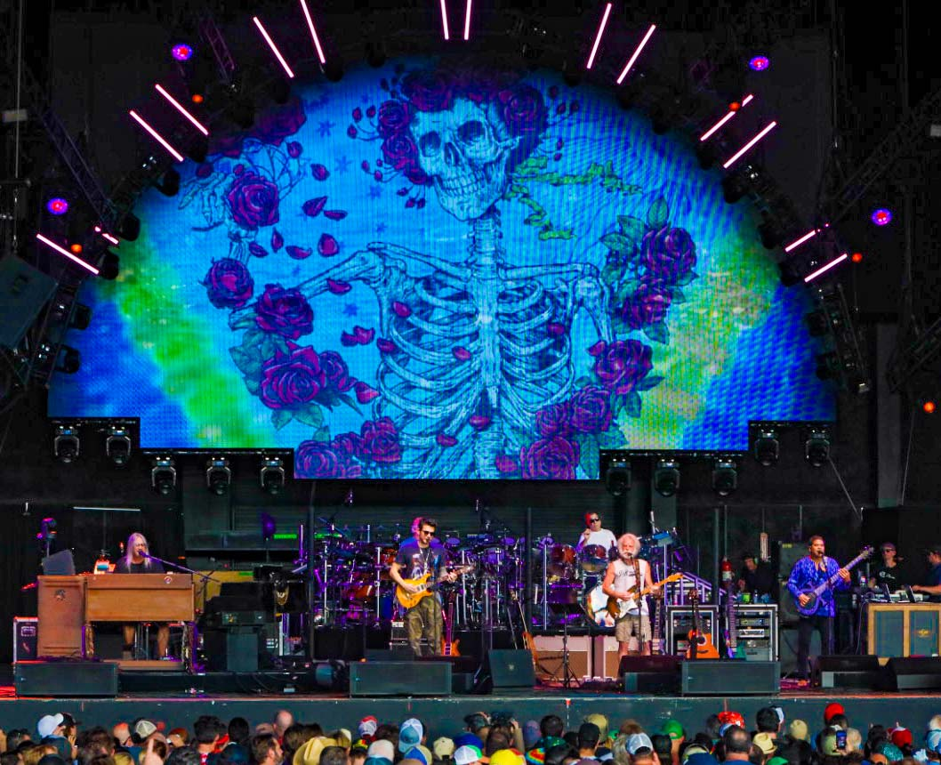 Review: Dead and Company Returned To Texas For EpicShow