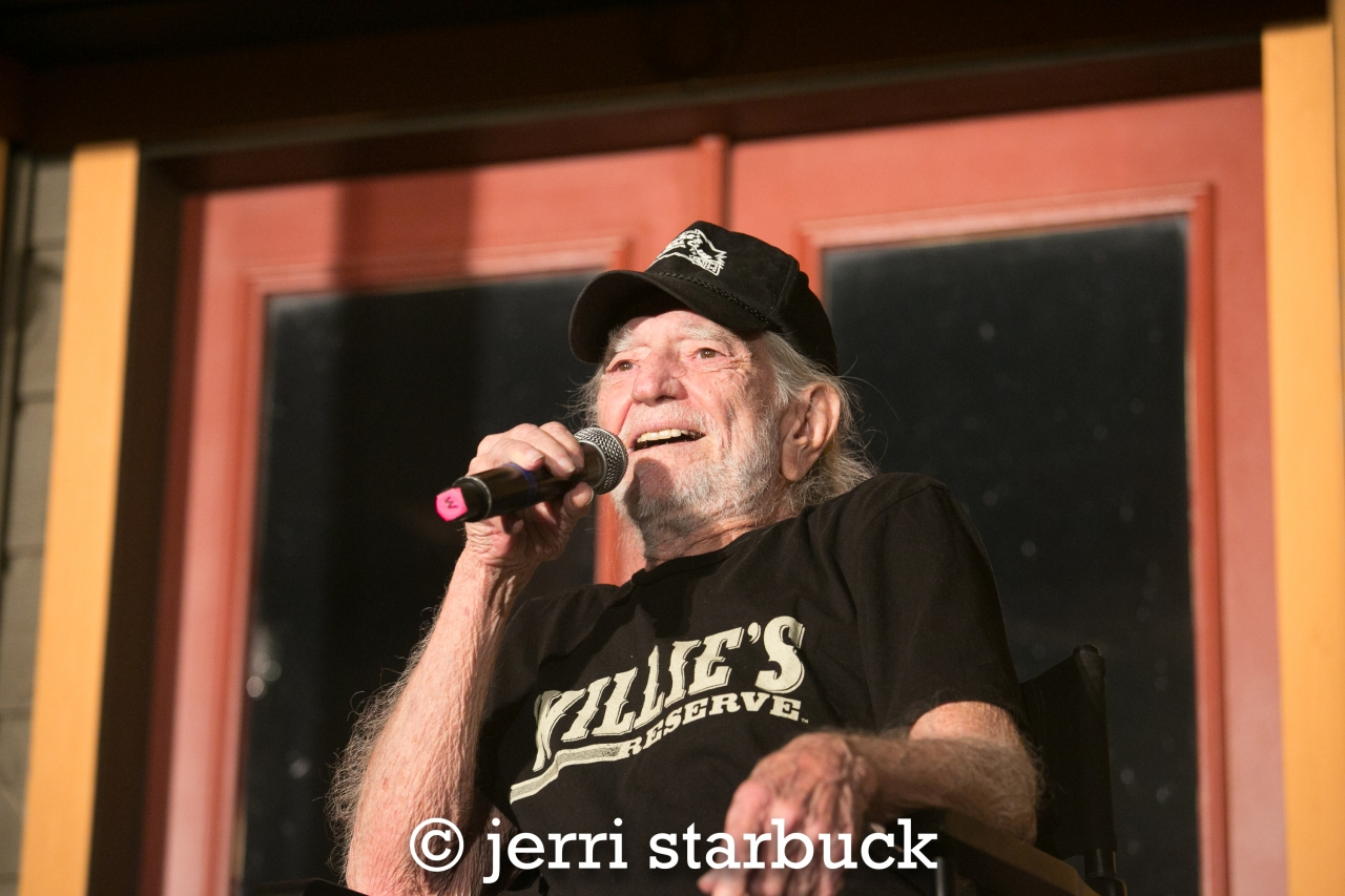 Willie Nelson Launches New Luck Cinema at His Texas Ranch