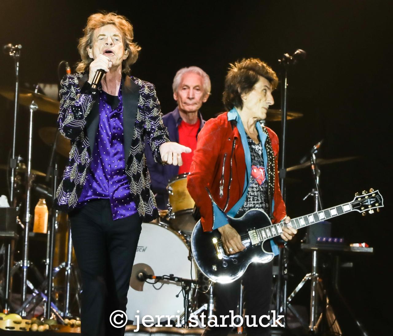 Photos: Rock Legend's The Rolling Stones Gave Houston An UnforgettableConcert