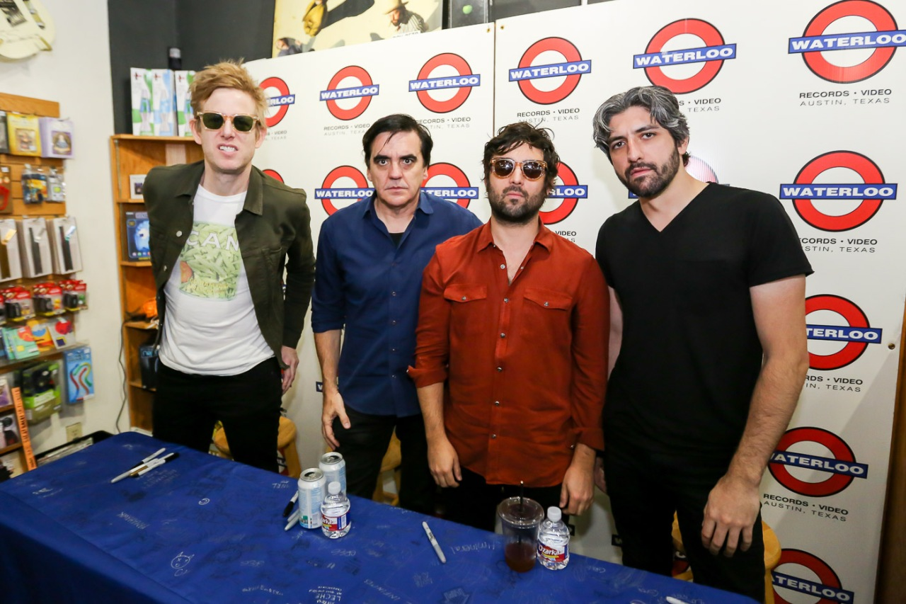 Austin's Very Own Spoon Gives Back At WaterlooRecords