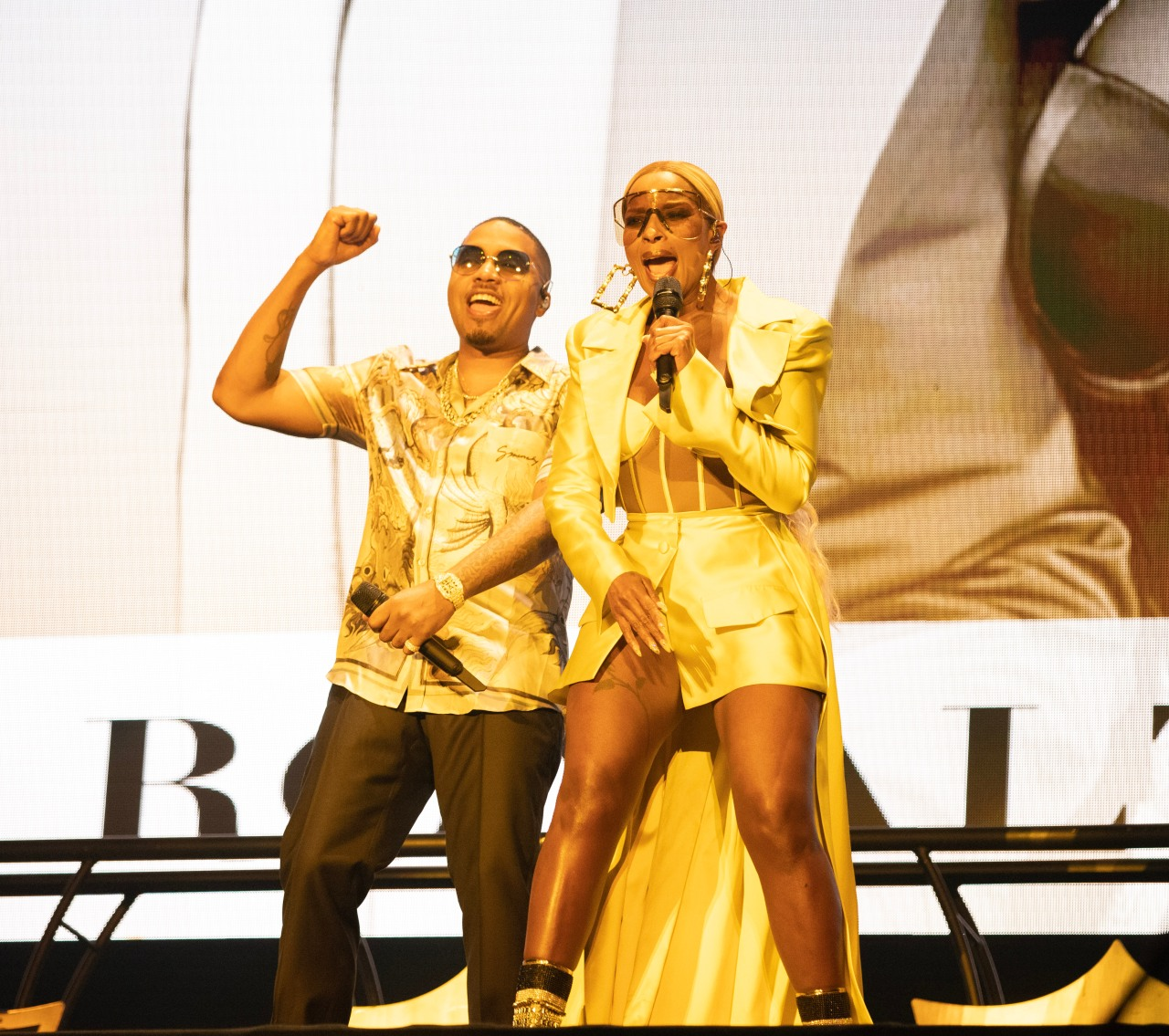 Mary J Blige, Nas Collaborate On The Royalty Tour