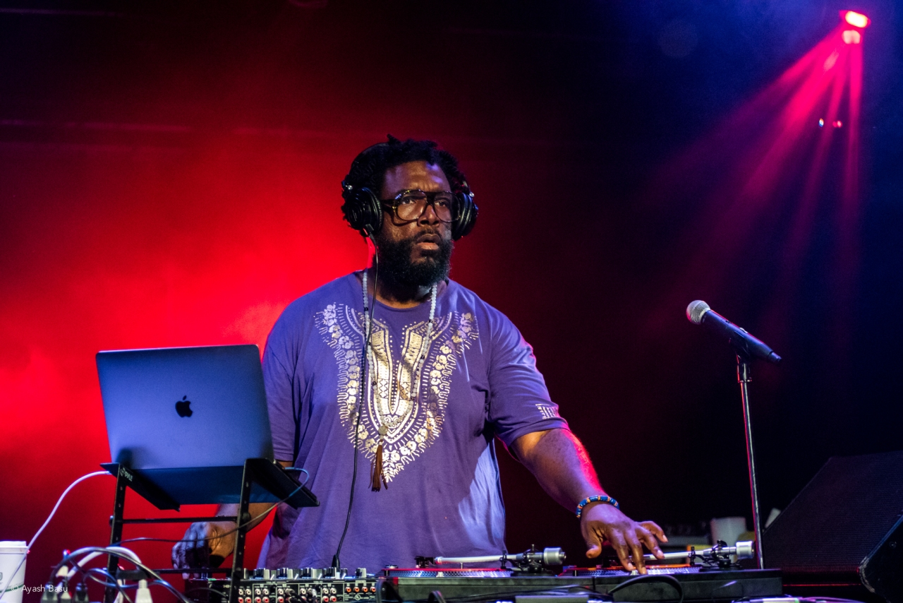 Questlove, DJ Mel, Big Ced Spin Cool Set At Empire inAustin